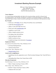 retail associate resume example resume for banking position free resume example and writing download professional investment banker resume sample 25 resume samples for investment banker position