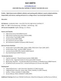 A CV for a Teenager Pinterest