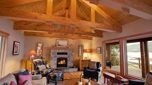 Elements Home Design Salt Spring Island Home Island Timber Frame
