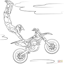 motorcycles coloring pages free coloring pages