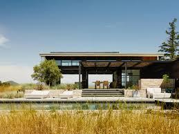 Earth Contact House Plans Feldman Architecture San Francisco Architects