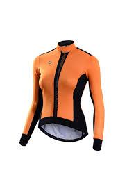Monton Womens Best Winter Cycling Jersey Thermal Fleece Winter