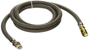 delta faucet rp44647 palo hose assembly for pull out faucets youtube