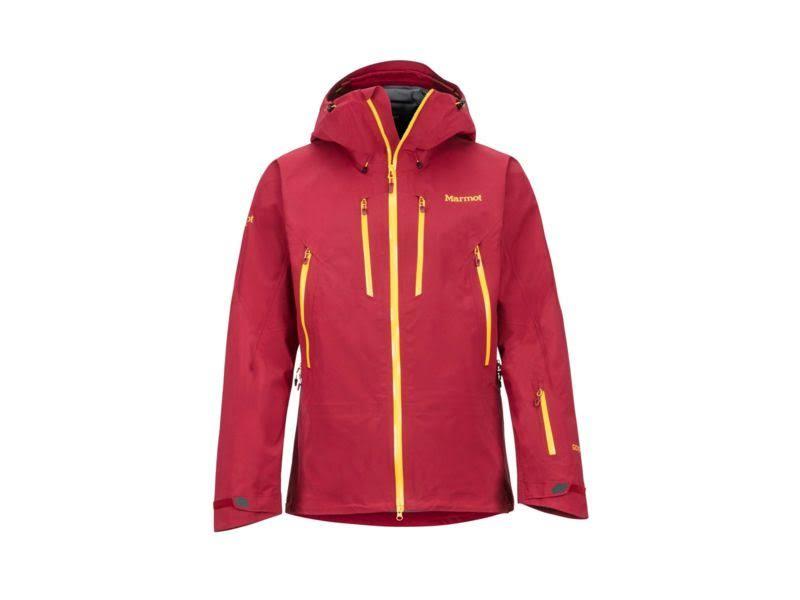 Marmot Alpinist Jacket Brick Small 30370-066-S