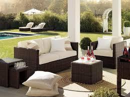 Resin Wicker Patio Furniture Sets - sears outdoor patio wicker furniture set apartment outdoor patio