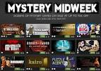 Mystery Midweek Steam sale offers discounts on dozens of games in.