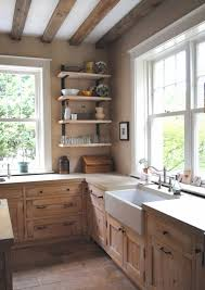 Photo Of Kitchen Cabinets 23 Rustic Country Kitchen Design Ideas To Jump Start Your Next
