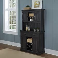 Kitchen China Cabinets Black China Cabinet Hutch Photo U2013 Home Furniture Ideas