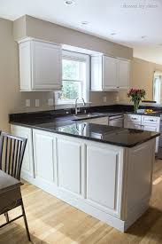 Kitchen Cabinet Base Trim Best 25 Kitchen Cabinet Molding Ideas On Pinterest Updating