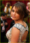 Miley Cyrus Salvia Drug Addict - miley-cyrus-2009-oscars-03