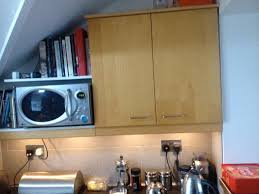 Ikea Kitchen Birch Ikea Nexus Birch Kitchen Cupboard Doors And Chrome D Handles To