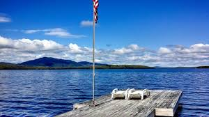 maine cabin rentals scenic waterfront moosehead lake vacation
