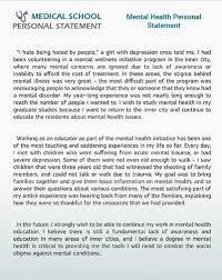 graduate personal statement JFC CZ as