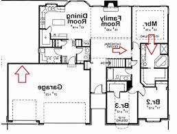 fresh small 4 bedroom house plans awesome house plan ideas