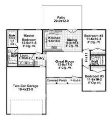 2000 Sq Ft Bungalow Floor Plans 1200 Square Feet 3 Bedrooms 2 Batrooms Floor Plans Pinterest