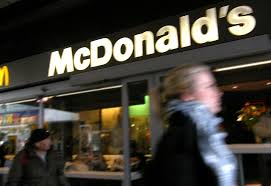McDonald     s staff      stopped woman from buying food for homeless