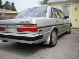 lexus cardboard sedan curbside classic 1985 toyota cressida u2013 the proto lexus