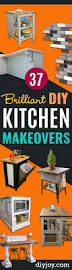 37 brilliant diy kitchen makeover ideas diy joy