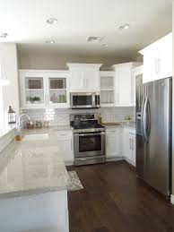 Kitchen Floors Ideas Kitchen Progress Wood Tile Floors White Cabinets And Tile Flooring