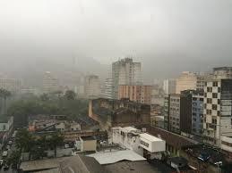 Chuvas, ventos, granizo e trovoadas na Grande Vitória na tarde ...