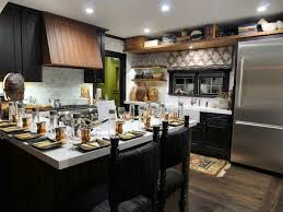 design cool black kitchen cabinet steampunk kitchen kitchen decor