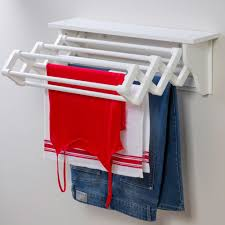 Jml Clothes Dryer Wall Mounted Laundry Dryer Expandable Clothes Airer Drying Towel