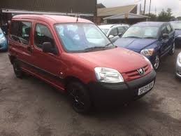 peugeot approved used used peugeot partner combi for sale rac cars