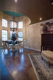 Tudor House Interior by European House Plan Dining Room Photo 01 Plan 055d 0817 House