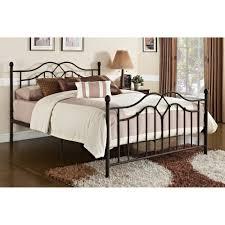 amazon com dhp tokyo bronze metal bed queen size bedframe