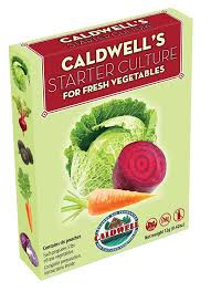 Vegetables by Amazon Com Caldwell U0027s Starter Culture For Fresh Vegetables