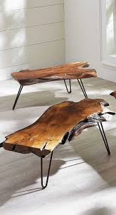 natural wood coffee table best 20 wood coffee tables ideas on