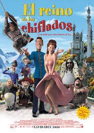 El reino de los chiflados (2008)