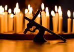 Image result for lenten candles
