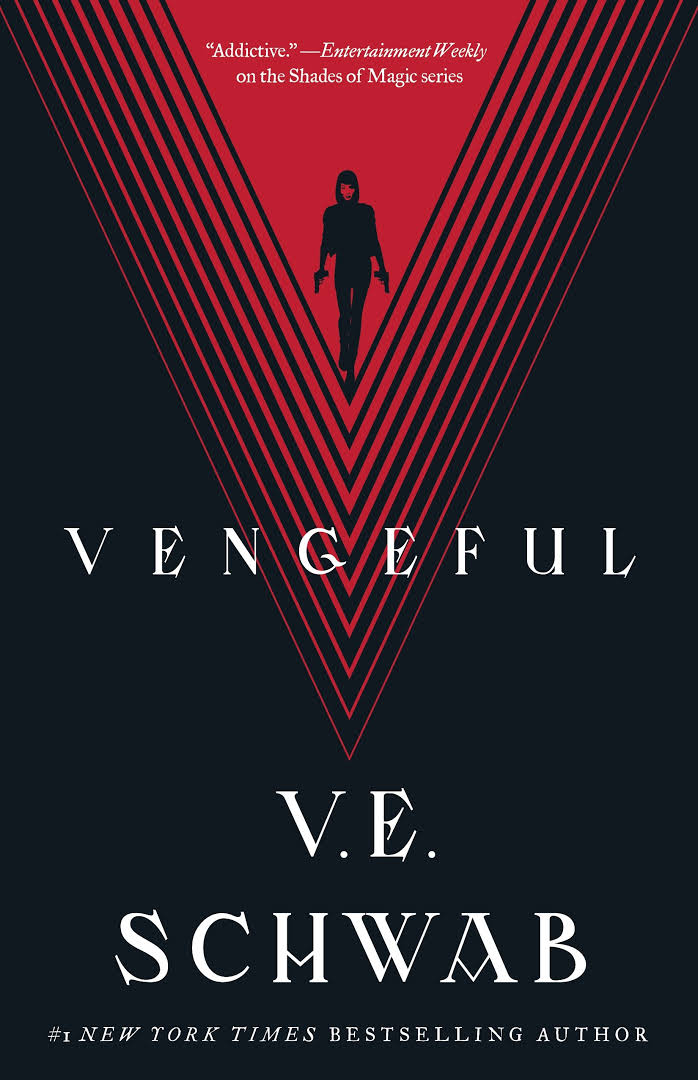 Image result for vengeful v.e. schwab