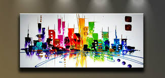Art On Walls Home Decorating by Modern Art Home Decor