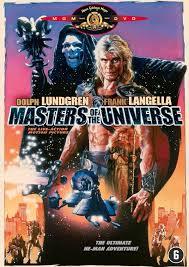 Masters of the Universe / Masters del universo