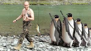 """Украинские байкеры объявили охоту на """"ссученных волков"""" Путина - Цензор.НЕТ 1212"""