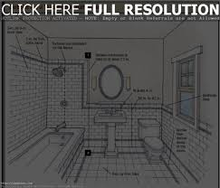100 small bathroom floor plans with shower best 25 small