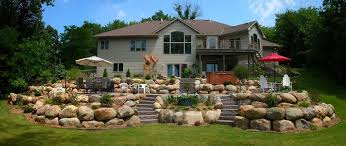 What Do Landscapers Do by How Much Do Landscapers Make With Beautiful Stone Architecture
