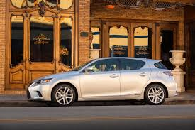 lexus hatchback used 2016 lexus ct 200h safety review and crash test ratings the car