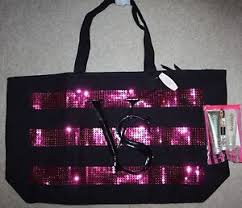 victoria secret free tote bag black friday alfa img showing u003e black friday victoria u0027s secret bag