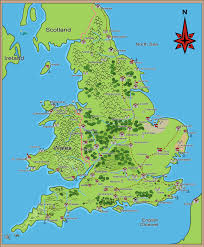 Map Of Ireland And England Medieval And Middle Ages History Timelines Medieval Maps