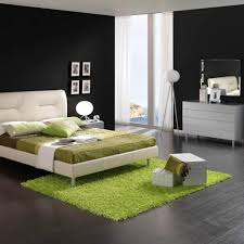 bedroom entrancing black grey and green bedroom decoration with