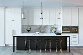 kitchen black stained kitchen island white marble countertop nice black stained kitchen island white marble countertop nice backsplash nice oval oak wooden cutting board nice short barstool white country cabinet glass