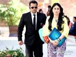Wallpapers Backgrounds - Bollywood Actor Salman Khan Black Uniform Bodyguard Movie