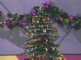 diy beaded christmas tree diy