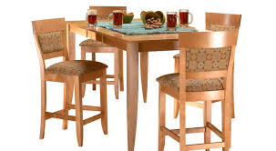 circle furniture saber counter table maple dining tables ma dining counter and bar tables saber counter table