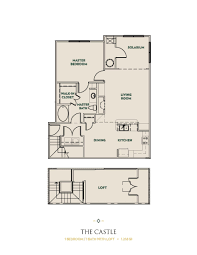 Castle Floor Plan by Floor Plans Of Highlands At Huckleberry Ridge In Blacksburg Va