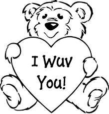 valentine chocolate coloring pages bestofcoloring com