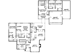 one story house plans with mother in law suite traditionz us